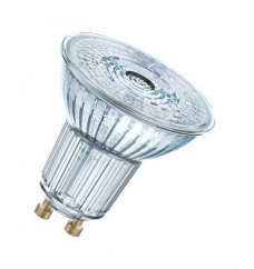 Lámpara LED PAR 16 GU10  8W 575lm 4000K 25000h regulable con referencia 4058075095502 de la marca OSRAM.